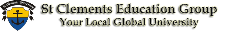 St Clements University Group - Home Page